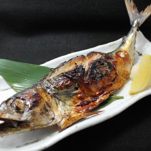 画像:手作り一夜干し 鯖の一枚焼き